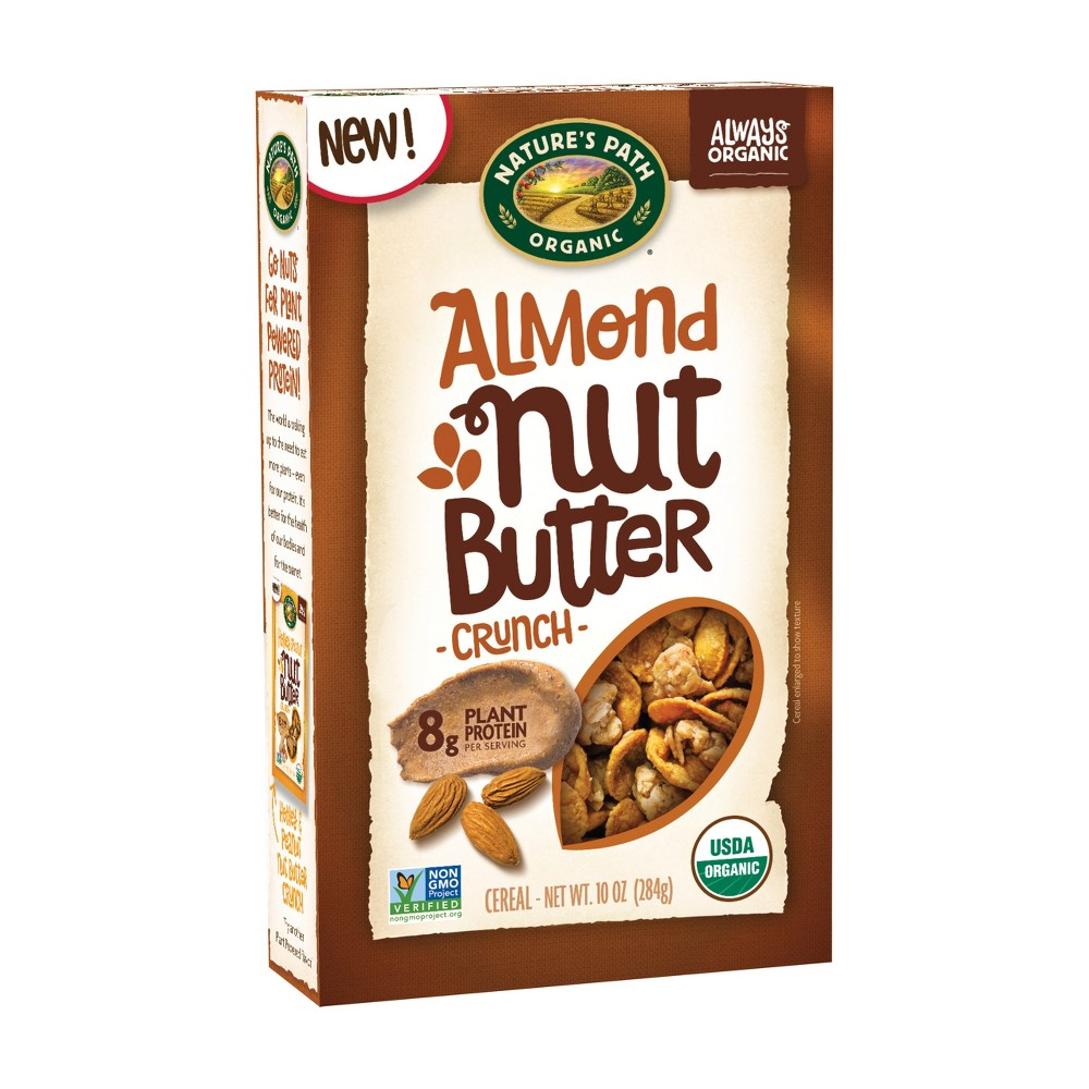 Nature's Path Almond Butter Nut Butter Breakfast Cereal - 10oz