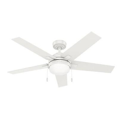 """52"""" Bartlett Ceiling Fan (Includes LED Light Bulb) - Hunter Fan"""