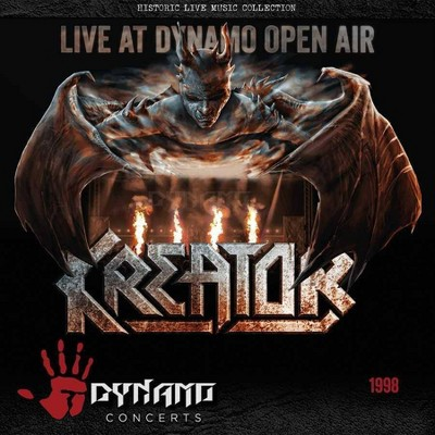 Kreator - Live At Dynamo Open Air 1998 (EXPLICIT LYRICS) (CD)