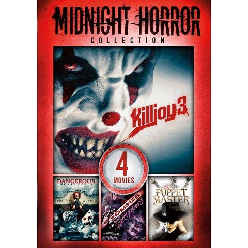 Midnight Horror Collection Volume 2 (DVD) - image 1 of 1