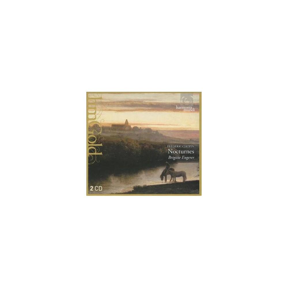 Brigitte Engerer - Chopin:Complete Nocturnes (CD)