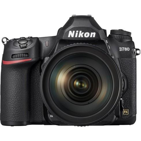 Nikon D780 FX-Format DSLR Camera with AF-S NIKKOR 24-120mm f/4G ED VR Lens - image 1 of 4