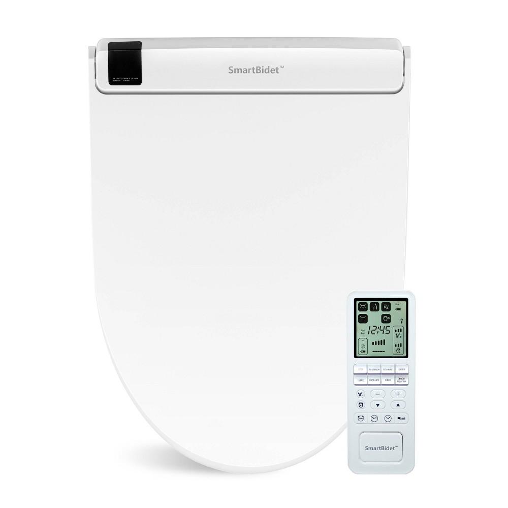 Image of SB-3000 Electric Bidet Toilet Seat for Elongated Toilets White - SmartBidet