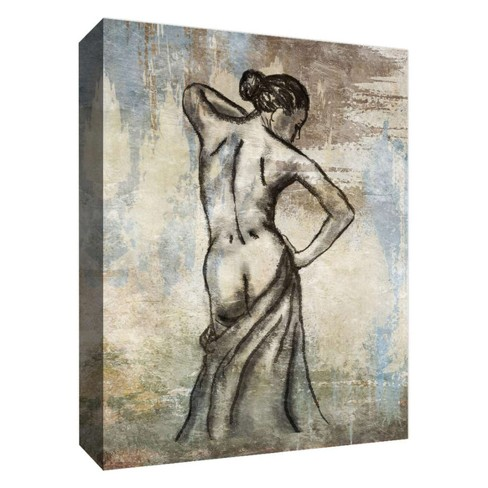 """Natural II Decorative Canvas Wall Art 11""""x14"""" - PTM Images - image 1 of 1"""