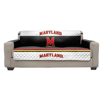 NCAA Maryland Terrapins Sofa Protector