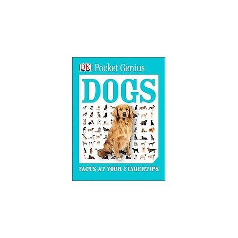 Pocket Genius: Dogs - (Paperback) - image 1 of 1