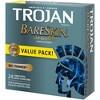 Trojan Sensitivity BareSkin Lubricated Latex Condoms - 24ct - image 4 of 4
