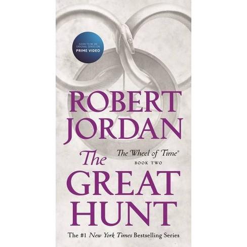 The Great Hunt - (Wheel of Time) by Robert Jordan - image 1 of 1