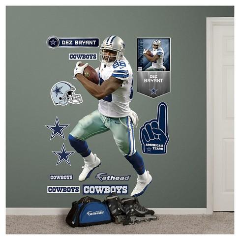 Dallas Cowboys Fathead® Decorative Wall Art Set - 52\