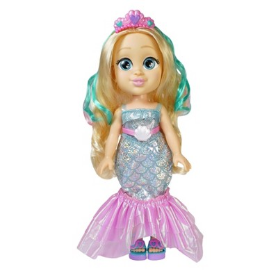 Love, Diana 13'' Mermaid & Party Mashup Doll