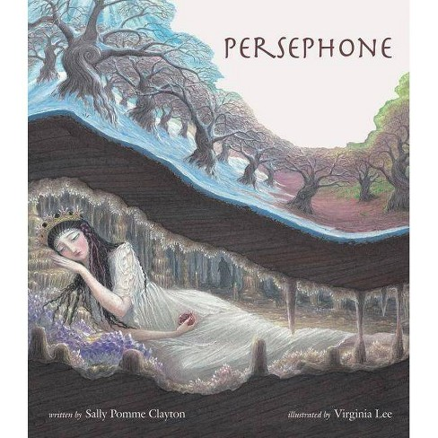 Persephone - by  Sally Pomme Clayton (Hardcover) - image 1 of 1