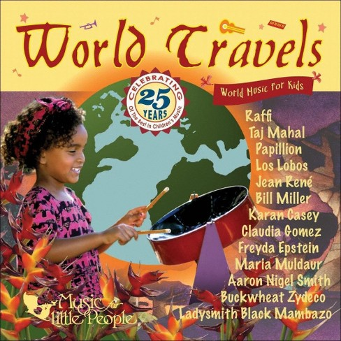 Various - World travels (CD) - image 1 of 1