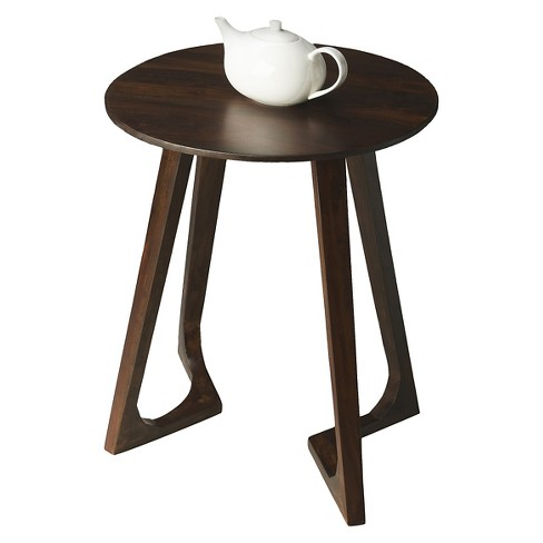 End Table Light Brown - Butler Specialty - image 1 of 2