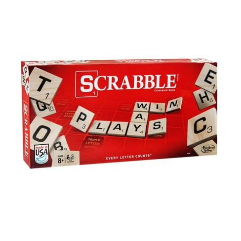 Scrabble Board Game - image 1 of 4