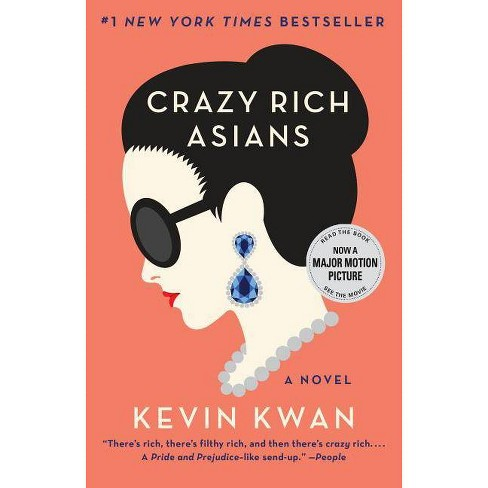 Crazy Rich Asians (Reprint) (Paperback) by Kevin Kwan - image 1 of 1