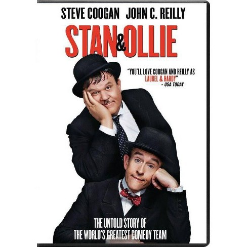 Stan & Ollie (DVD) - image 1 of 1