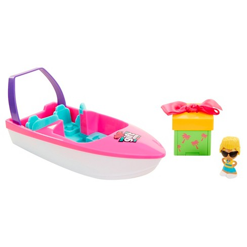 Gift'ems Collectible Speed Boat with Mini Figure - image 1 of 4