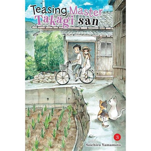 Teasing Master Takagi-San, Vol. 3 - by  Soichiro Yamamoto (Paperback) - image 1 of 1