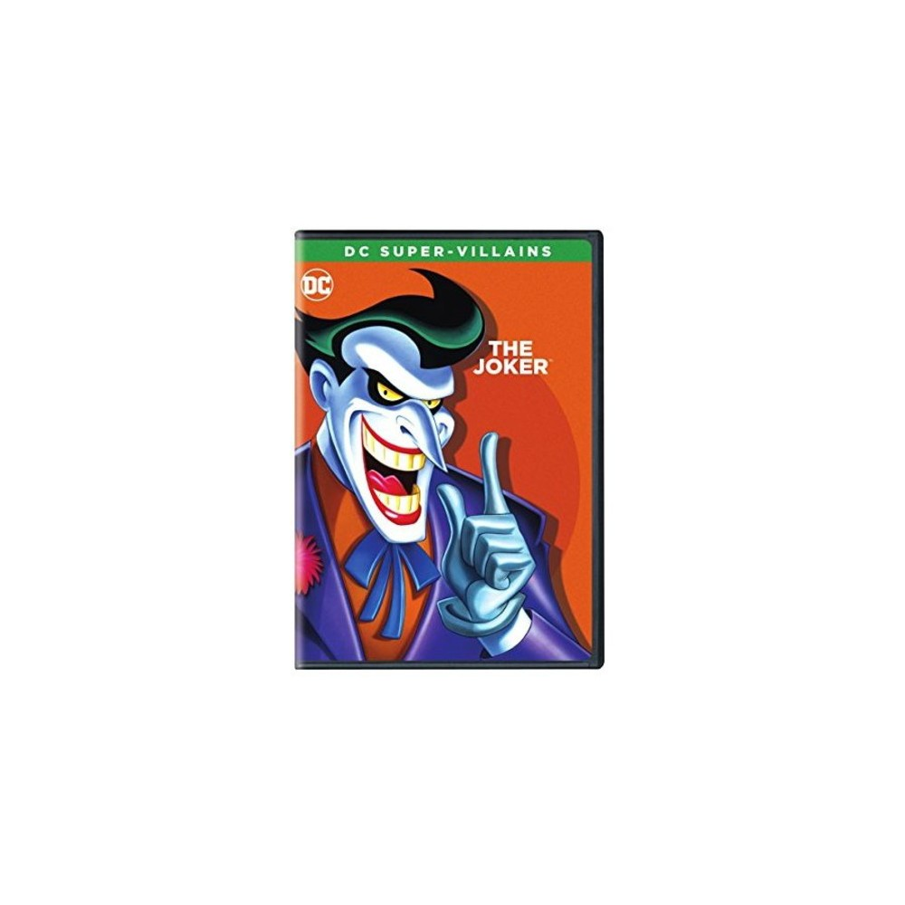 Dc Super Villains:Joker (Dvd)