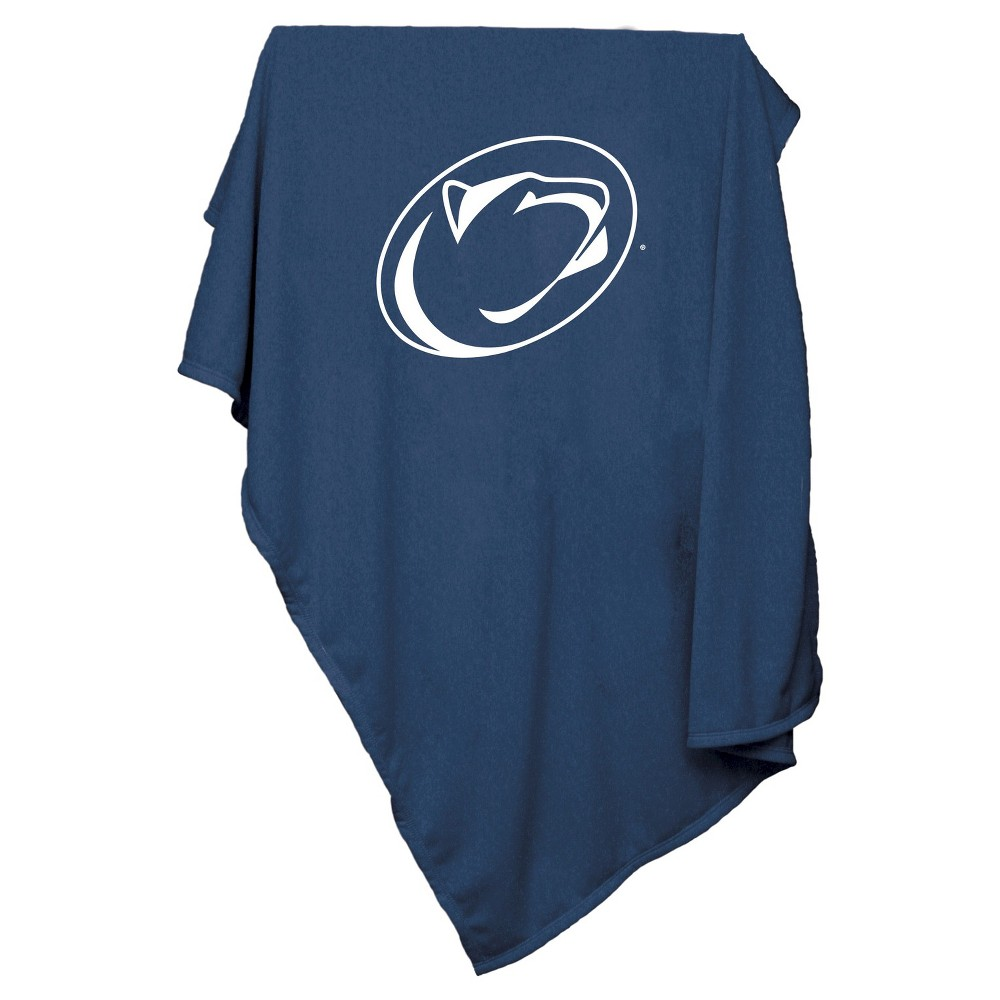 Penn State Nittany Lions Sweatshirt Throw Blanket