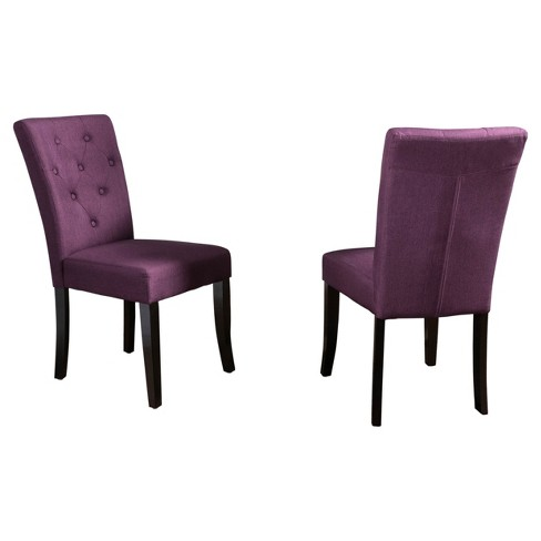 Nyomi Dining Chair Set 2ct - Christopher Knight Home - image 1 of 4