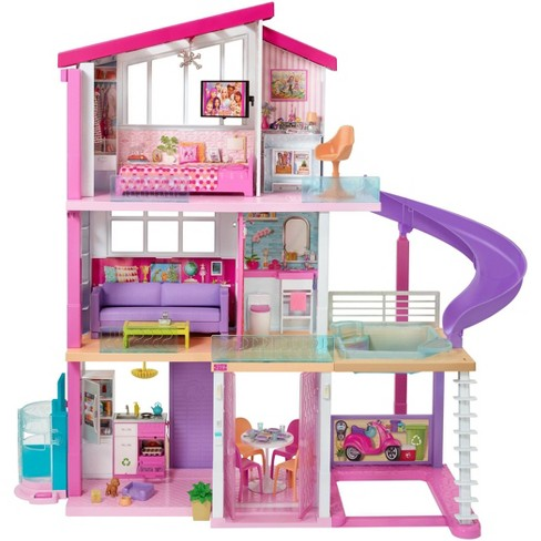Barbie Dreamhouse Playset - image 1 of 4