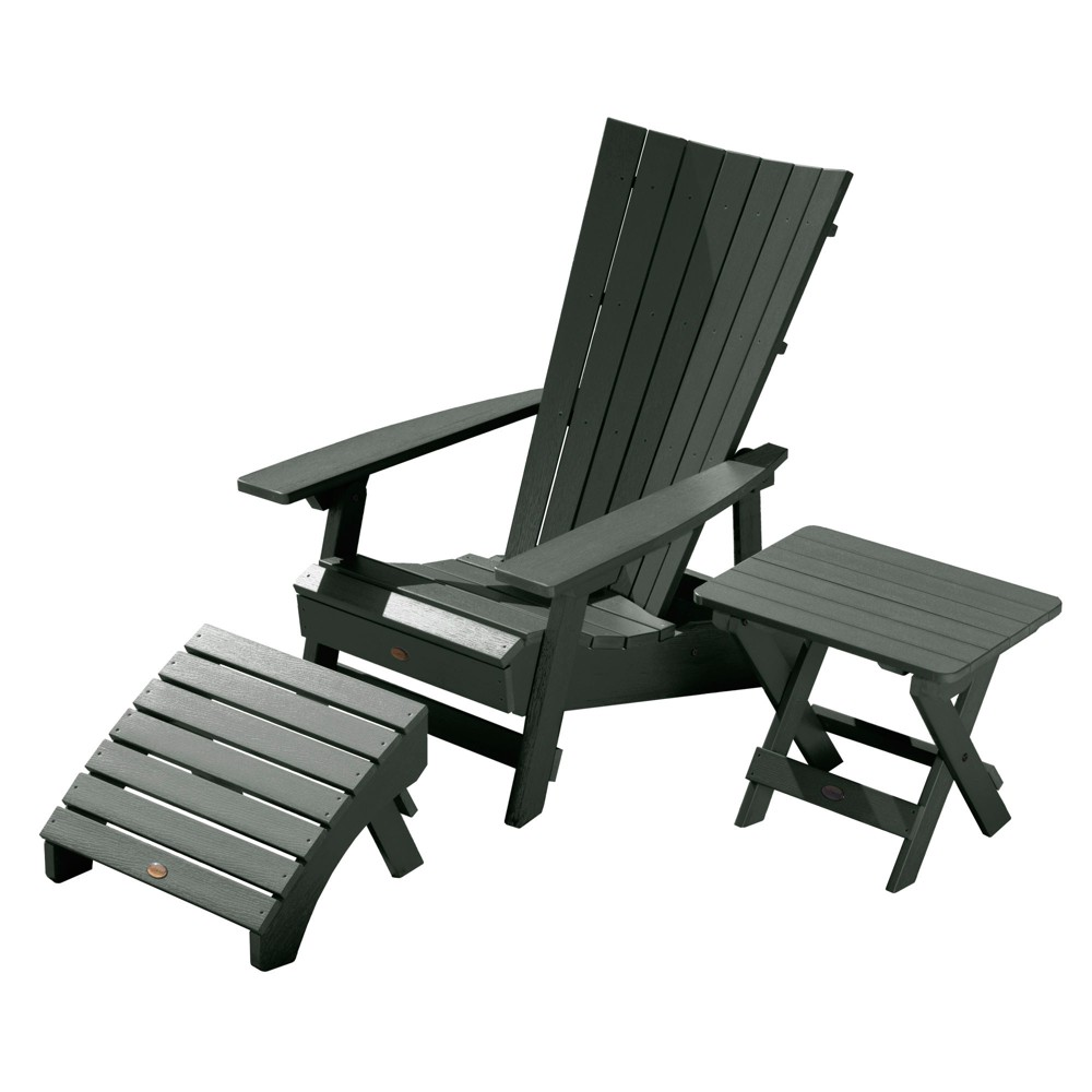 Wondrous Manhattan Beach Adirondack Chair With Folding Adirondack Gmtry Best Dining Table And Chair Ideas Images Gmtryco
