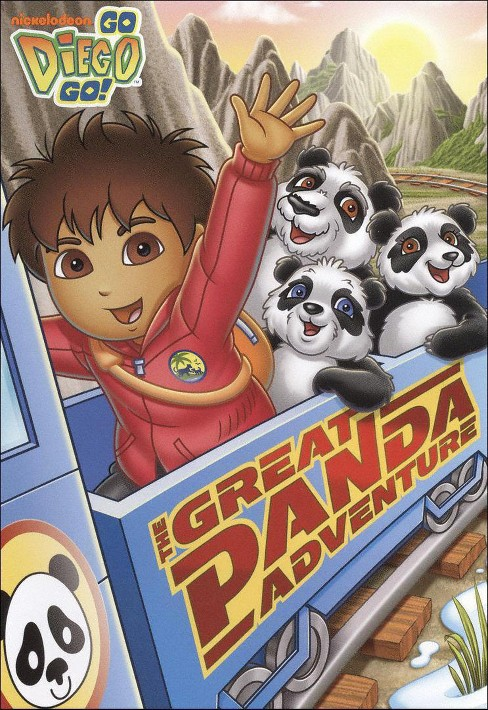 Go Diego Go!: The Great Panda Adventure - image 1 of 1