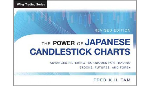 Power of Japanese Candlestick Charts : Advanced Filtering Techniques for Trading Stocks, Futures, and - image 1 of 1