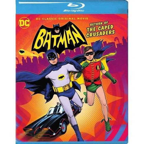 Batman: Return of the Caped Crusaders (Blu-ray) - image 1 of 1