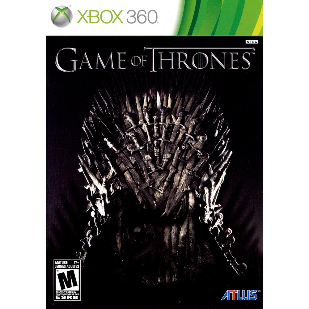 Game Of Thrones Pre-Owned Xbox 360