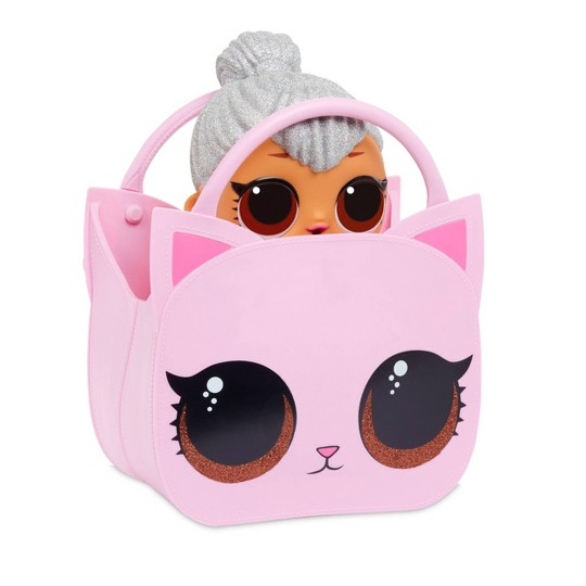 L.O.L. Surprise! Ooh La La Baby Surprise Lil Kitty Queen with Purse & Makeup Surprises image number null