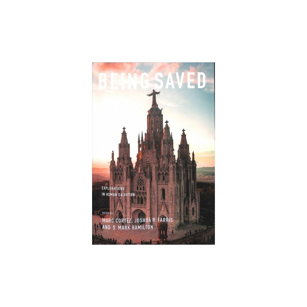 Being Saved : Explorations in Human Salvation - (Paperback)