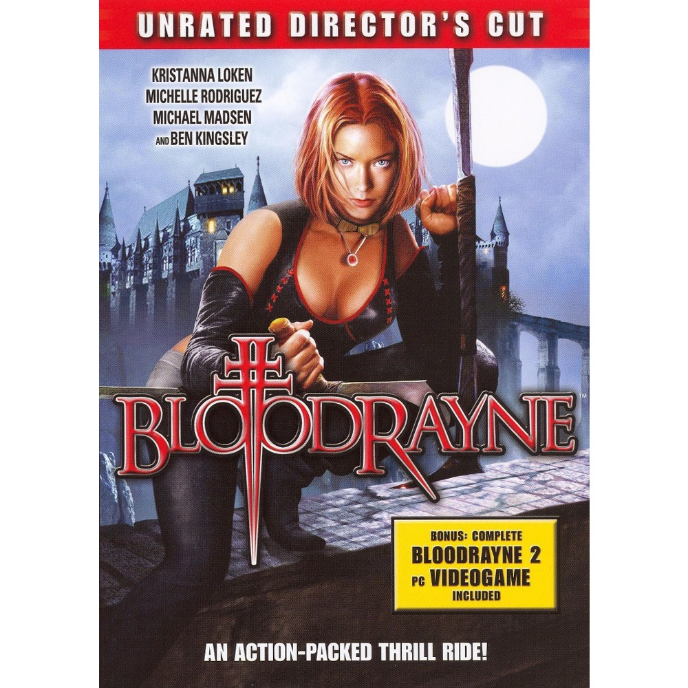 BloodRayne (WS (Unrated) (dvd_video)