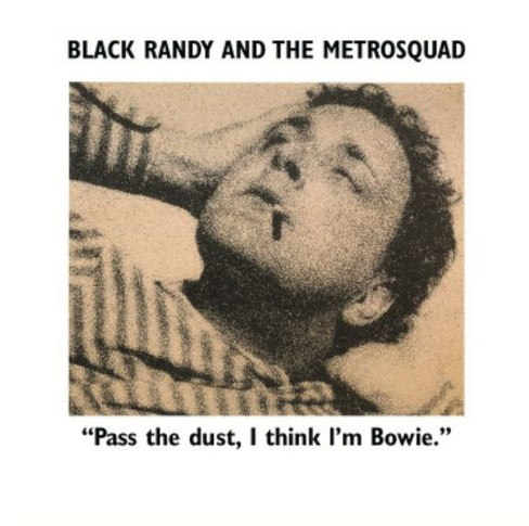Black randy & metro - Pass the dust i think i'm bowie (Vinyl) - image 1 of 1