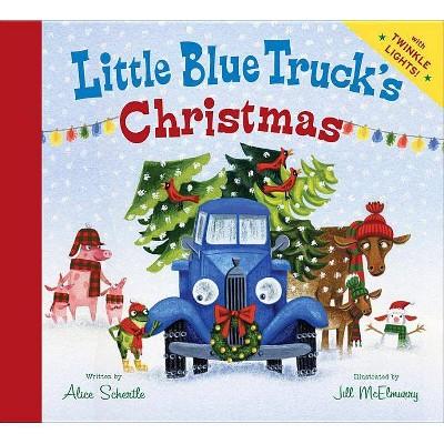 Little Blue Truck's Christmas (Board)
