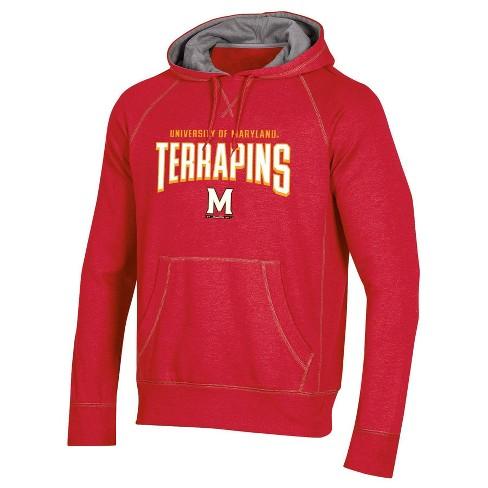NCAA Maryland Terrapins Men's Cotton Hoodie - image 1 of 2