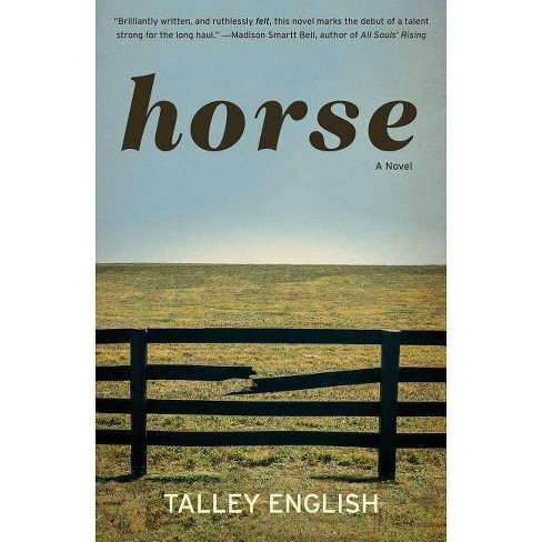 Horse - by  Talley English (Paperback) - image 1 of 1
