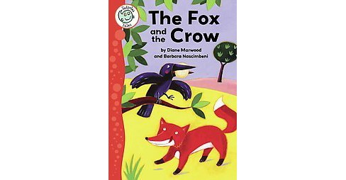 Fox and the Crow (Reprint) (Paperback) - image 1 of 1