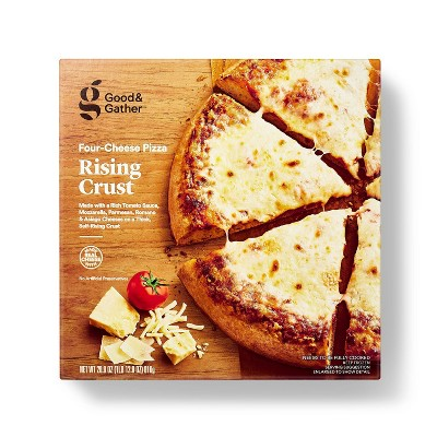 Self-Rising Crust Four Cheese Frozen Pizza - 28.8oz - Good & Gather™