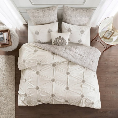 Alicia Cotton Comforter Set - image 1 of 4