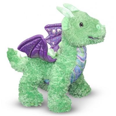 Melissa & Doug Zephyr Dragon Stuffed Animal