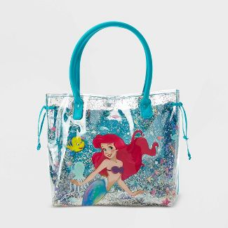 Girls' Little Mermaid Handbag - Blue - Disney Store