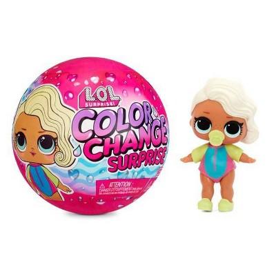 L.O.L. Surprise!ColorChangeDolls with 7Surprises