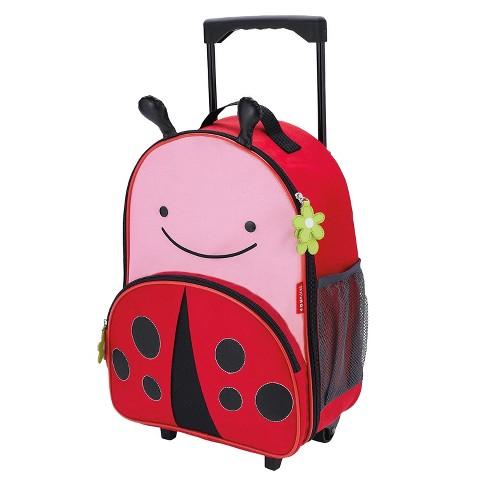 Skip Hop Zoo Little Kids & Toddler Luggage - Ladybug - image 1 of 4
