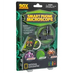 National Geographic Smart Phone Microscope