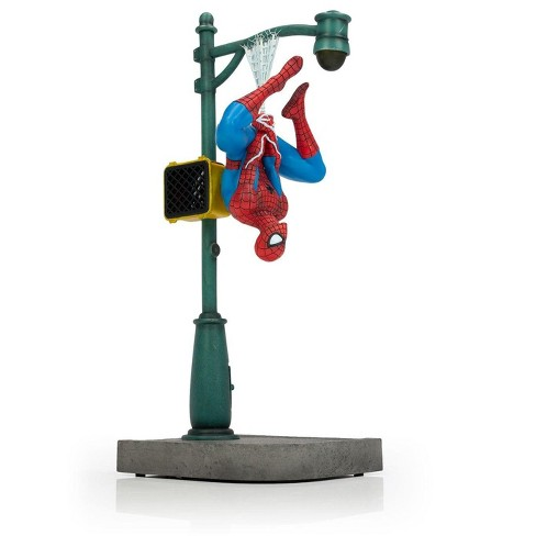 "Marvel Spider-Man Collector Statue | Interactive Spider-Man Figure | 14"" Tall - image 1 of 6"