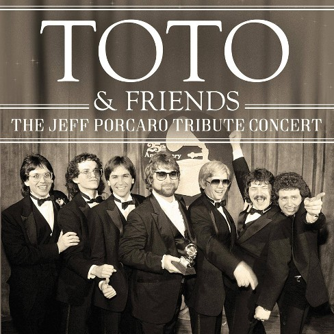 Toto - JEFF PORCARO TRIBUTE CONCERT (CD) - image 1 of 1
