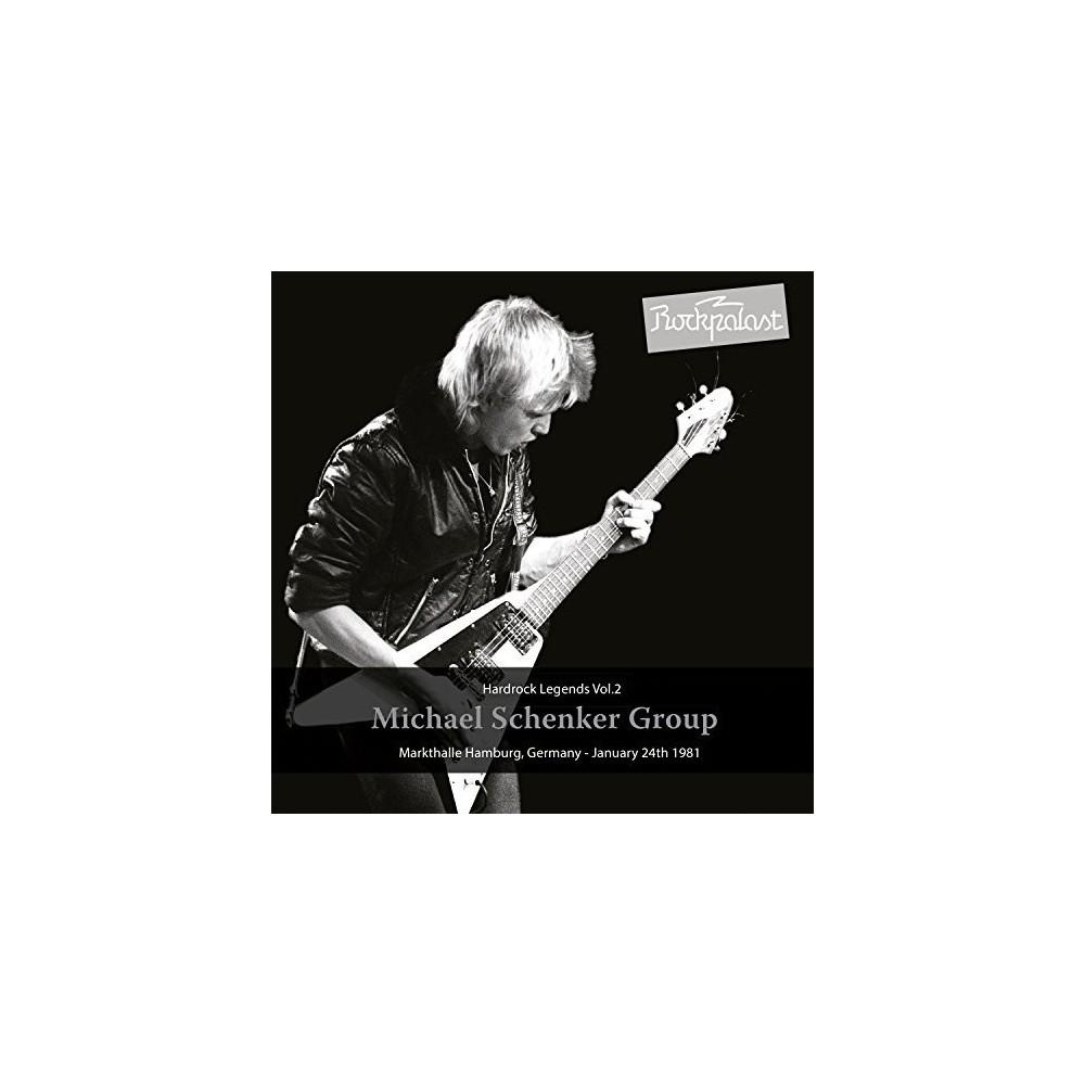 Michael Gr Schenker - Hard Rock Legends V2:Markthalle 1981 (Vinyl)