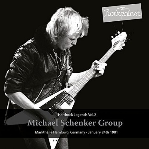 Michael Gr Schenker - Hard Rock Legends V2:Markthalle 1981 (Vinyl) - image 1 of 1